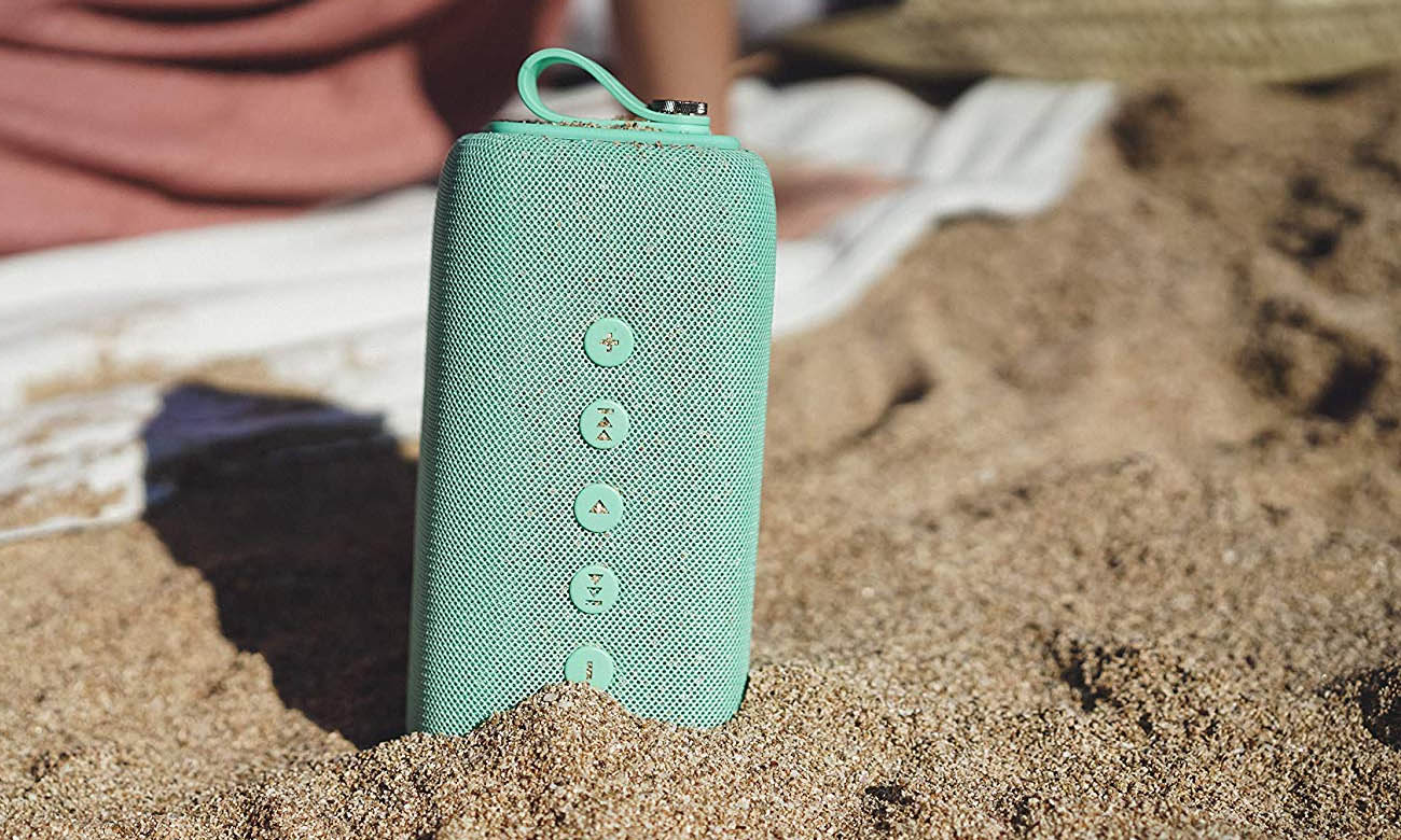Wodoodporny Głośnik Bluetooth Fresh N Rebel Rockbox Bold M Peppermint