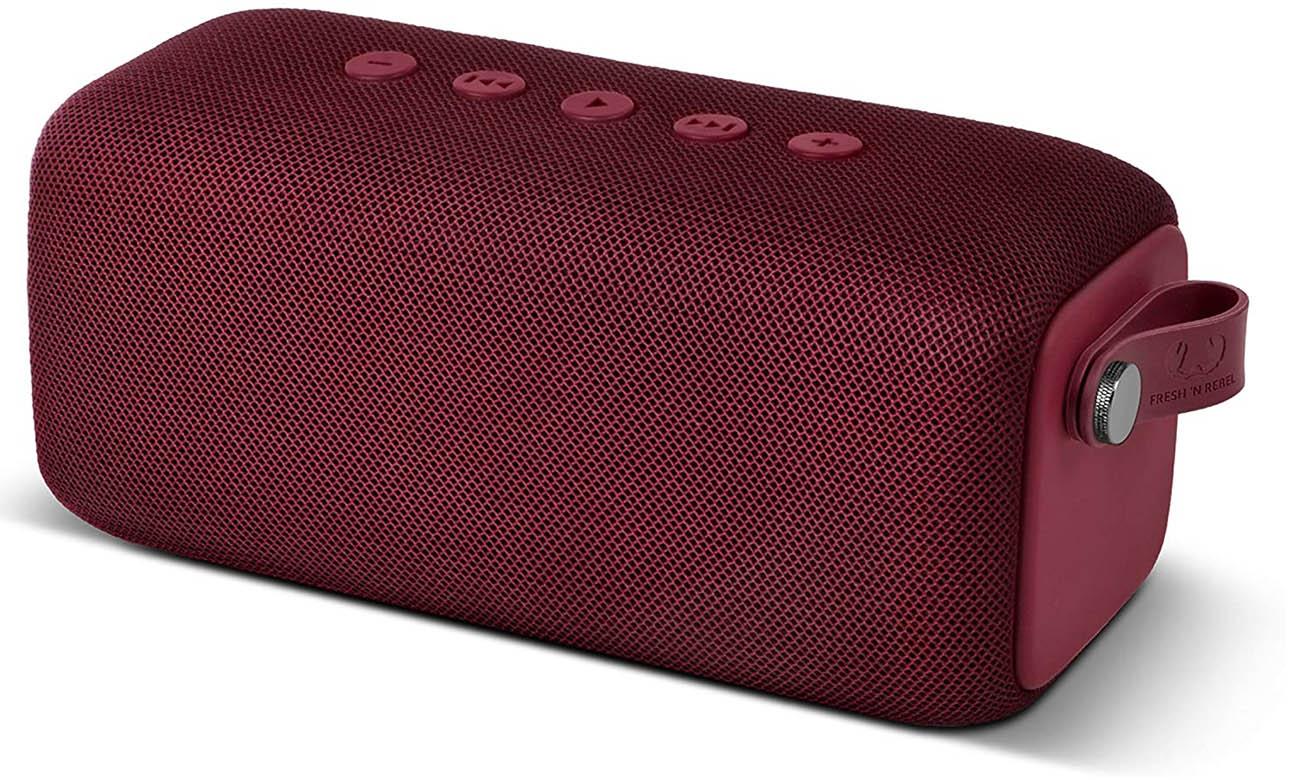 Głośnik Bluetooth Fresh N Rebel Rockbox Bold M Ruby Red