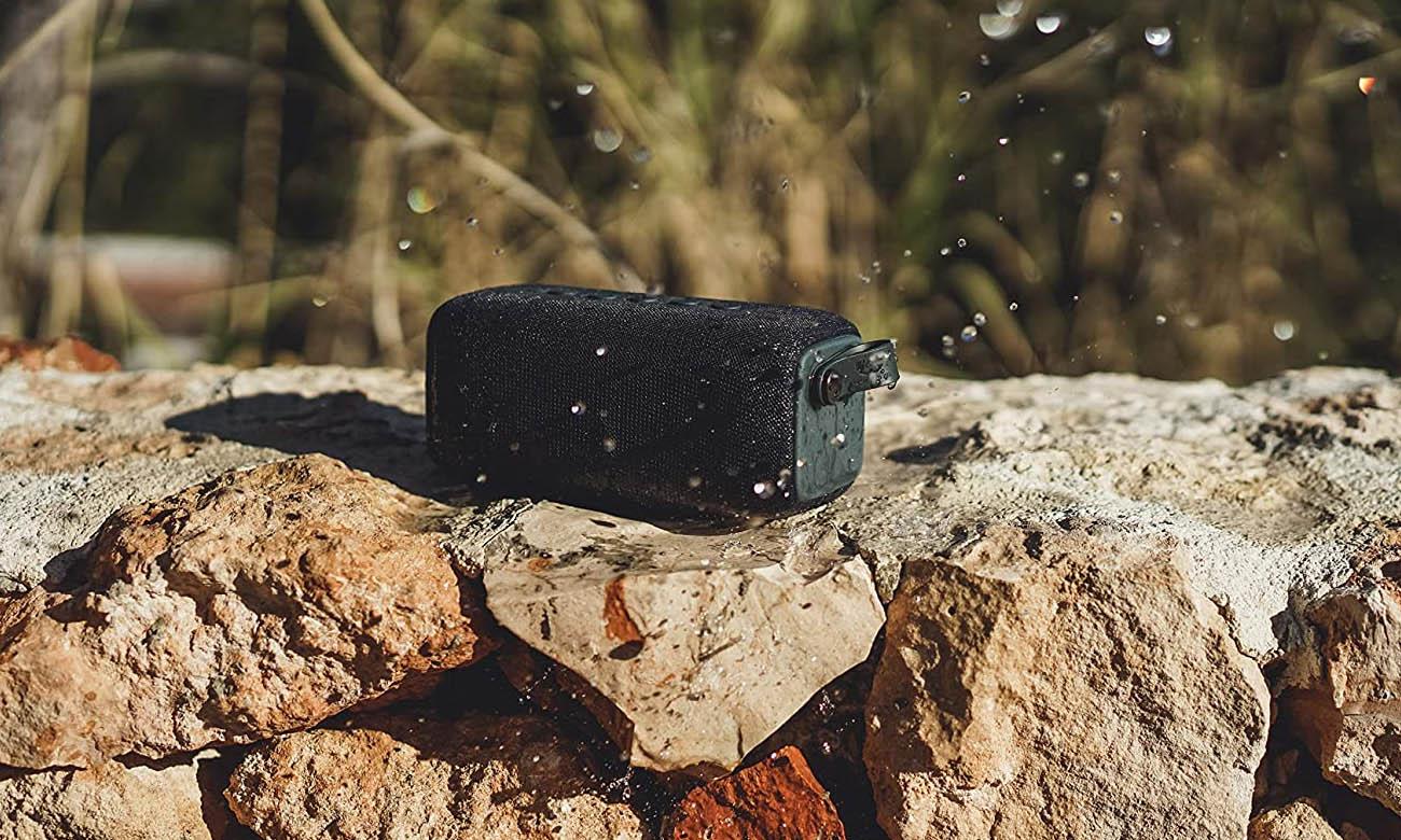Wodoodporny Głośnik Bluetooth Fresh N Rebel Rockbox Bold M Storm Grey