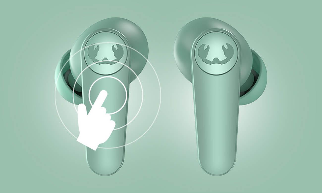 Słuchawki True Wireless Fresh 'N Rebel Twins ANC Misty Mint