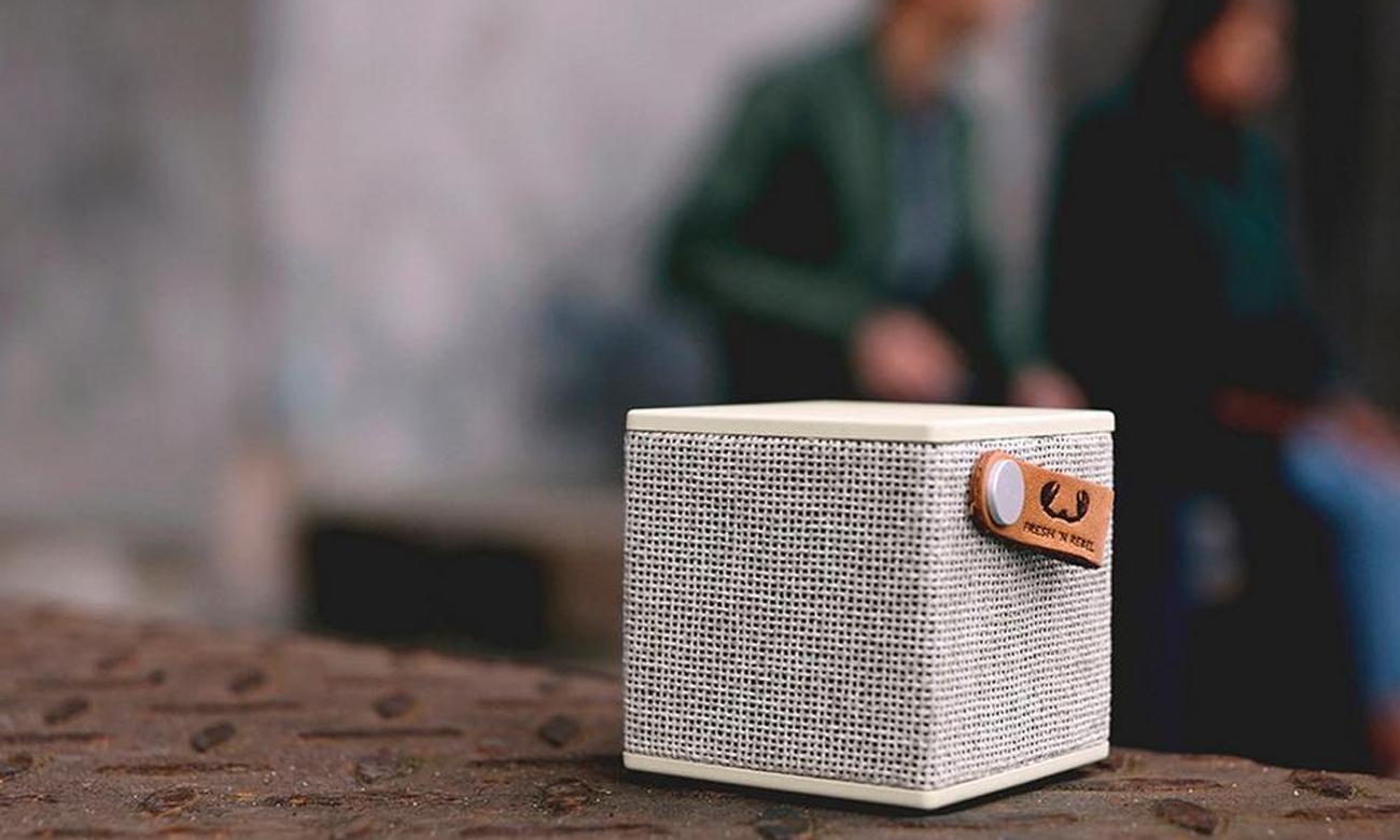 Głośnik Bluetooth Fresh N Rebel Buttercup 1RB1000BC żółty