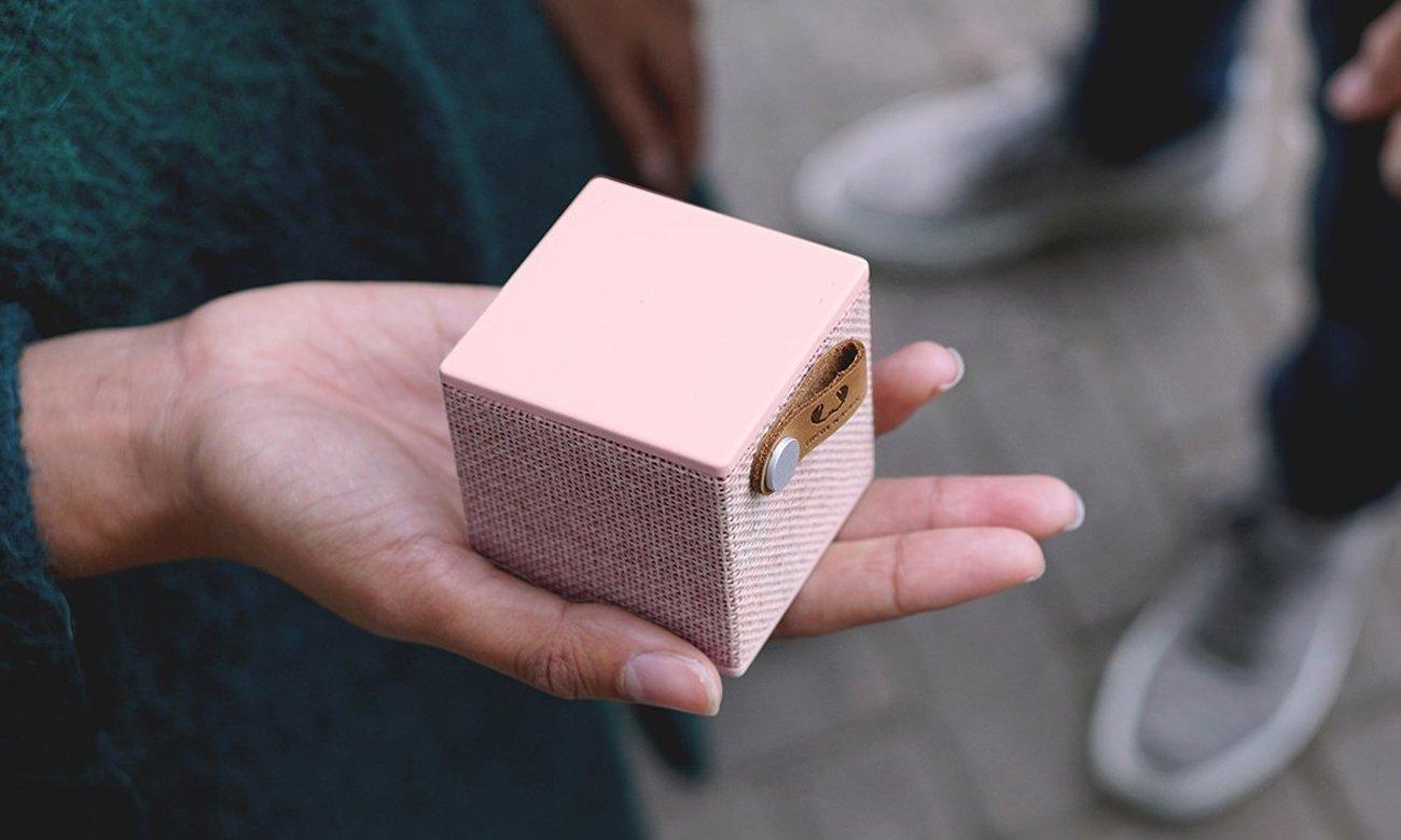 Głośnik przenośny Fresh N Rebel Rockbox Cube Fabriq Edition Cupcake