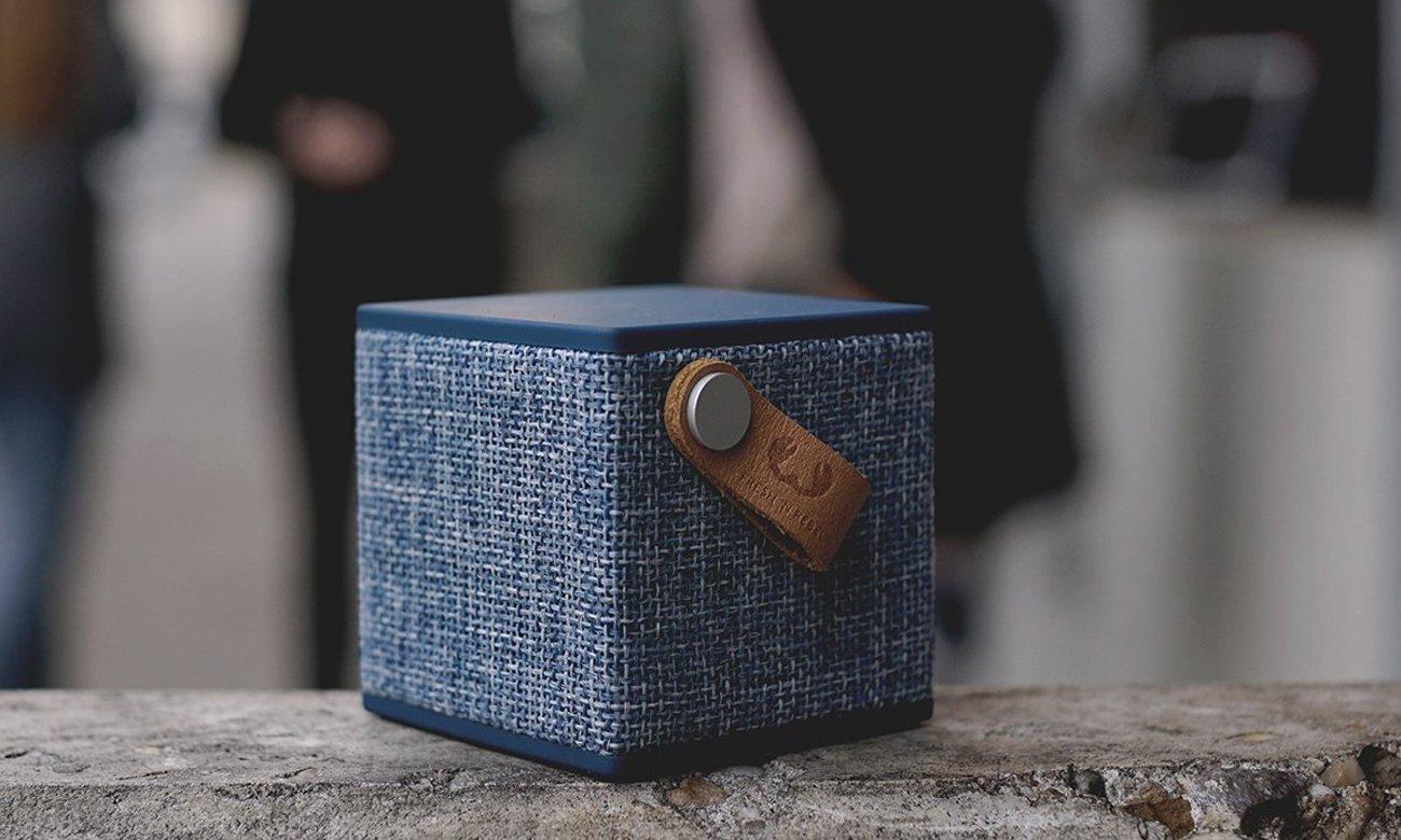 Głośnik przenośny Fresh N Rebel Rockbox Cube Fabriq Edition Indigo