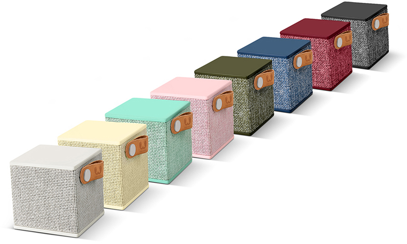 Głośnik bezprzewodowy Rockbox Cube Fabriq Edition