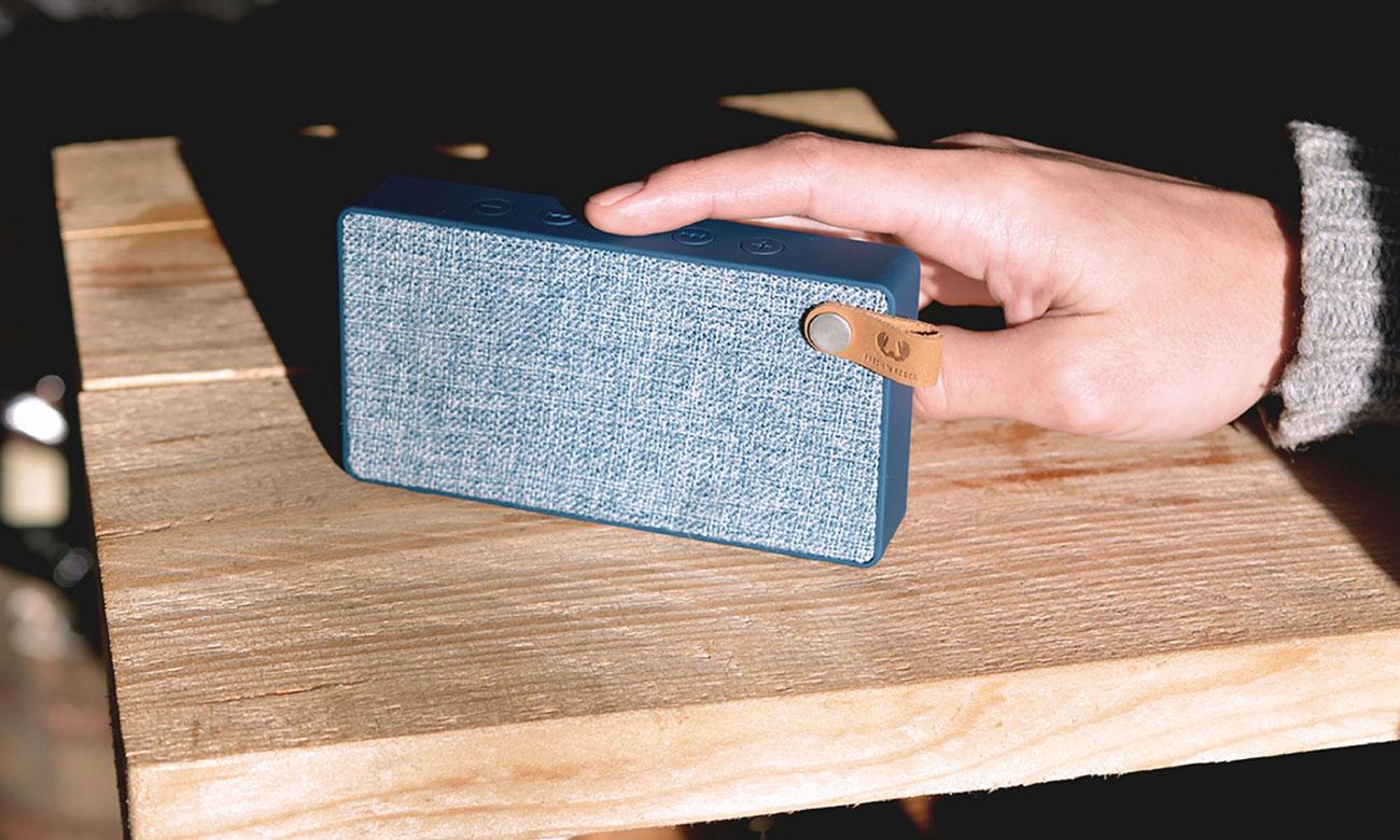 Głośnik Bluetooth Fresh N Rebel Indigo 1RB2500IN niebieski