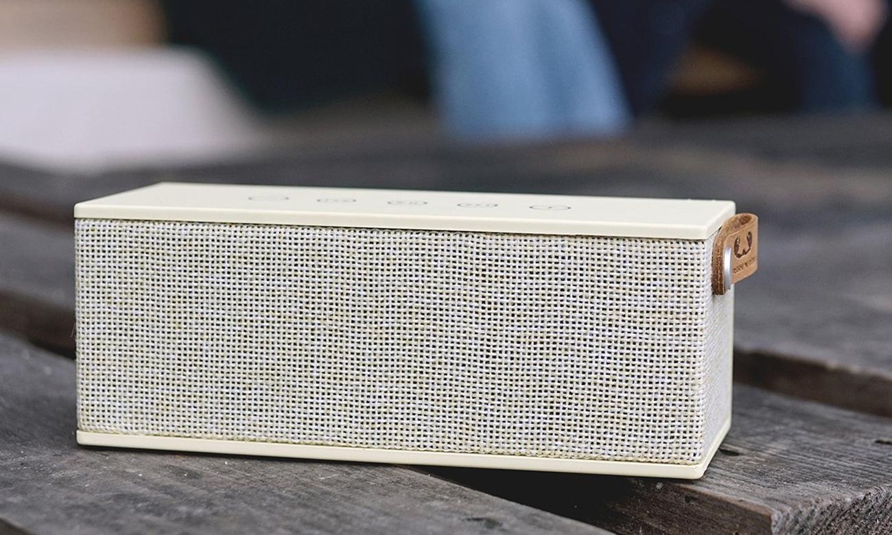 Głośnik Bluetooth Fresh N Rebel Buttercup 1RB3000BC żółty