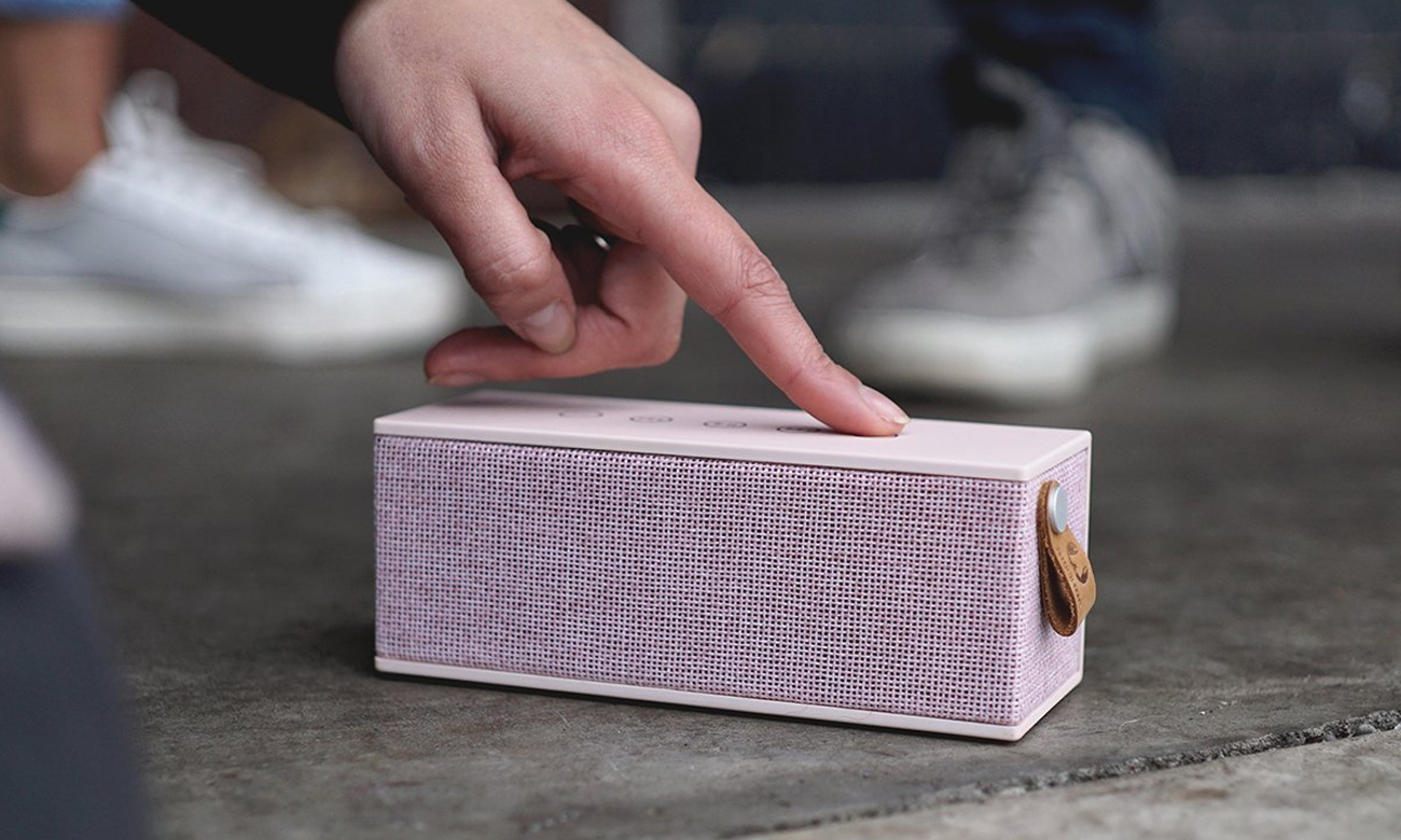 Głośnik przenośny Fresh N Rebel Rockbox Brick Fabriq Edition Cupcake
