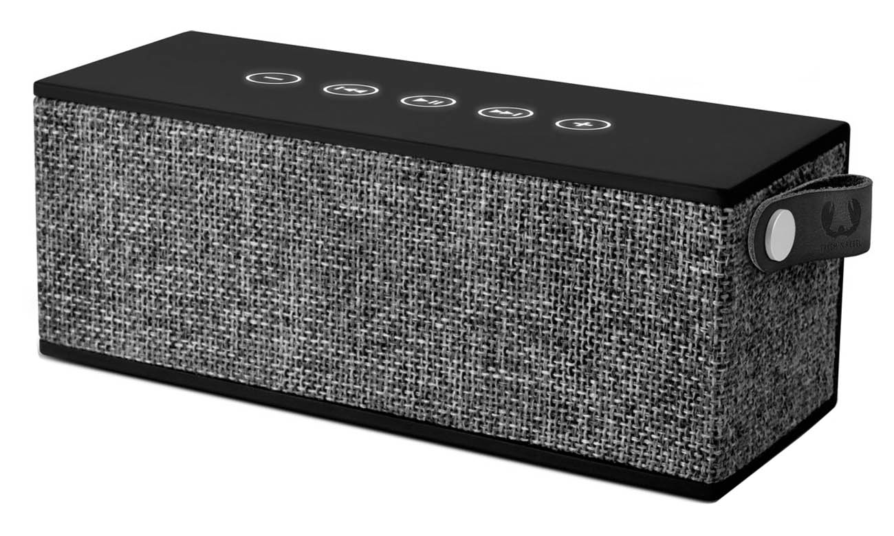 Głośnik przenośny Fresh N Rebel Rockbox Brick Fabriq Black Edition 1RB3010BL