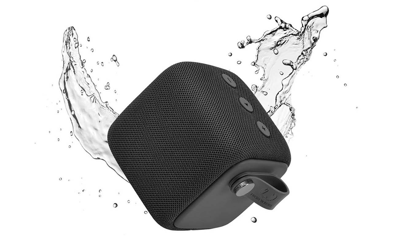 Wodoodporny Głośnik Bluetooth Fresh N Rebel Rockbox Bold s Concrete