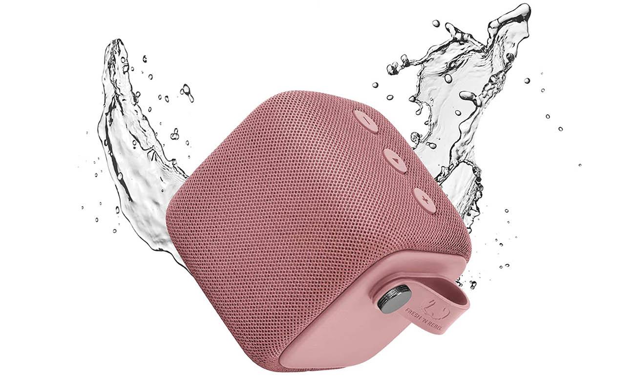 Wodoodporny Głośnik Bluetooth Fresh N Rebel Rockbox Bold s Dusty Pink