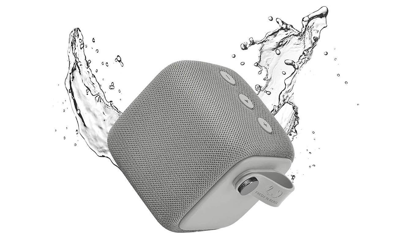 Wodoodporny Głośnik Bluetooth Fresh N Rebel Rockbox Bold s Ice Grey