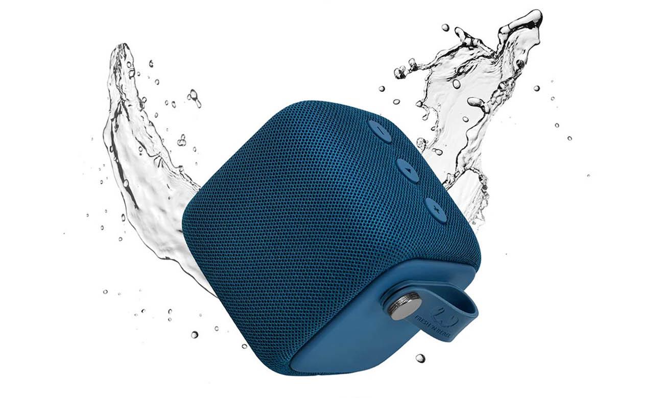Wodoodporny Głośnik Bluetooth Fresh N Rebel Rockbox Bold s Indigo