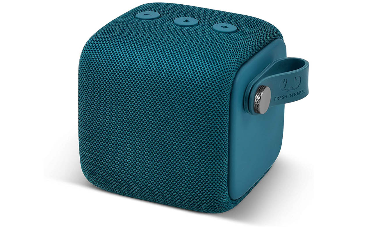 Głośnik Bluetooth Fresh N Rebel Rockbox Bold S Petrol Blue