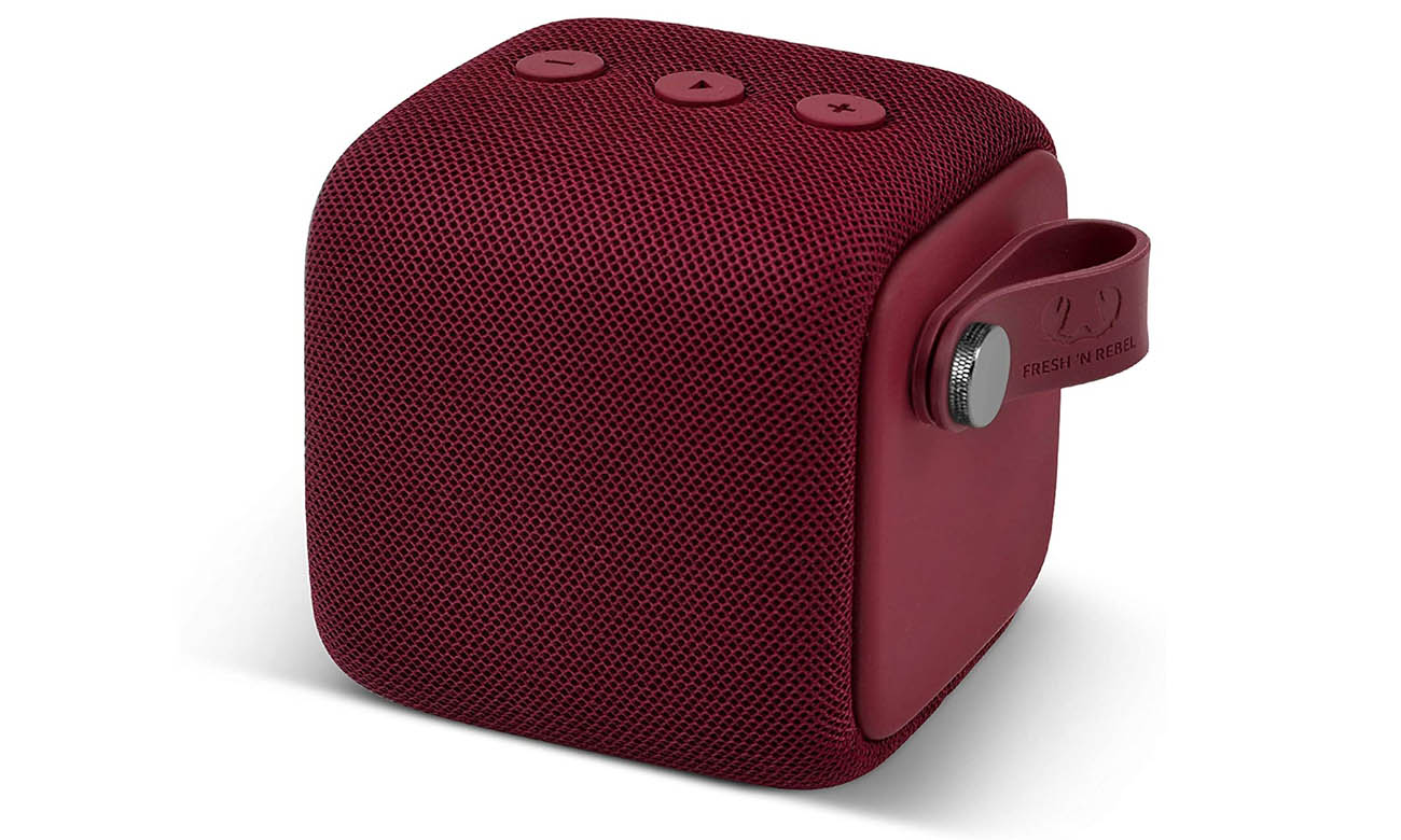 Głośnik Bluetooth Fresh N Rebel Rockbox Bold S Ruby Red