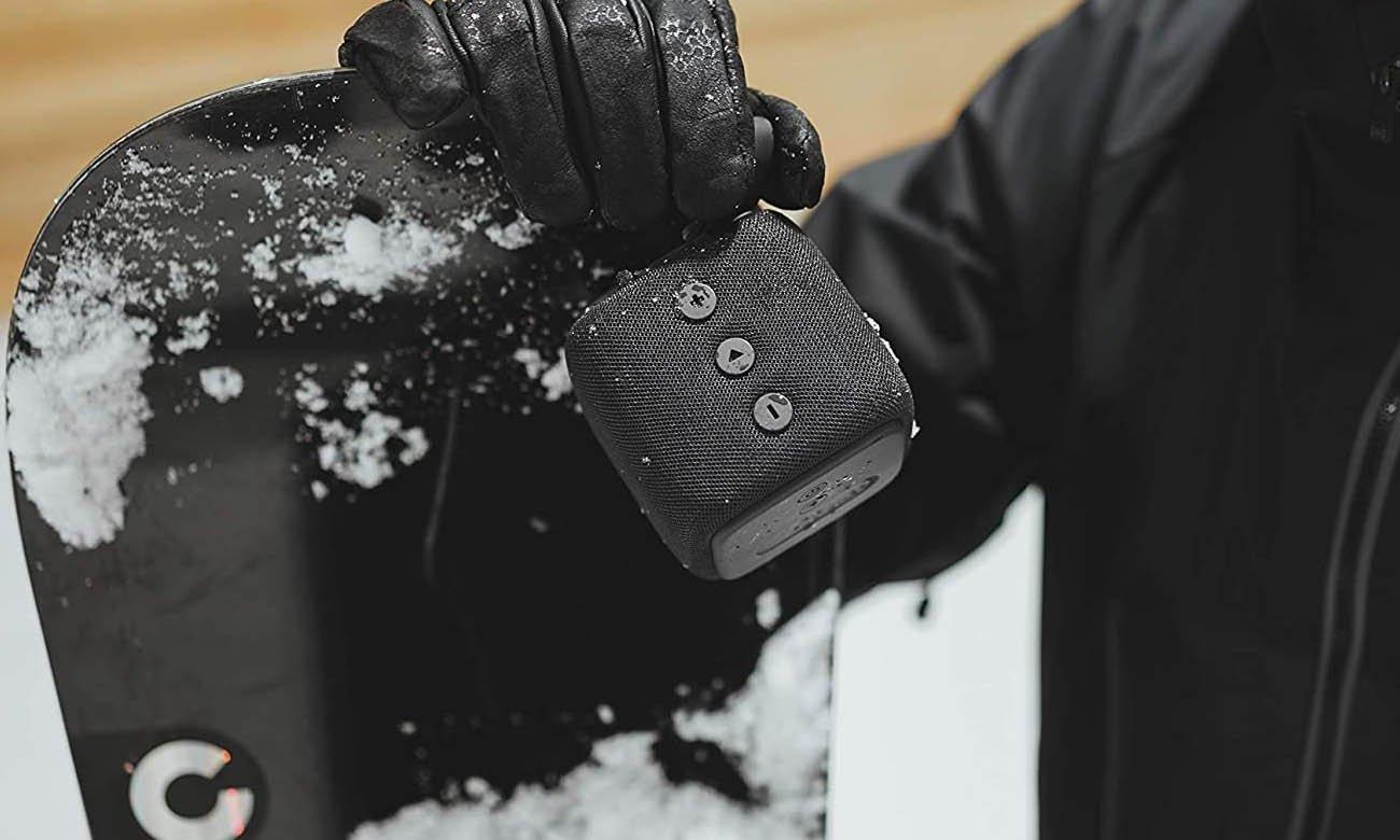 Wodoodporny Głośnik Bluetooth Fresh N Rebel Rockbox Bold s Storm Grey
