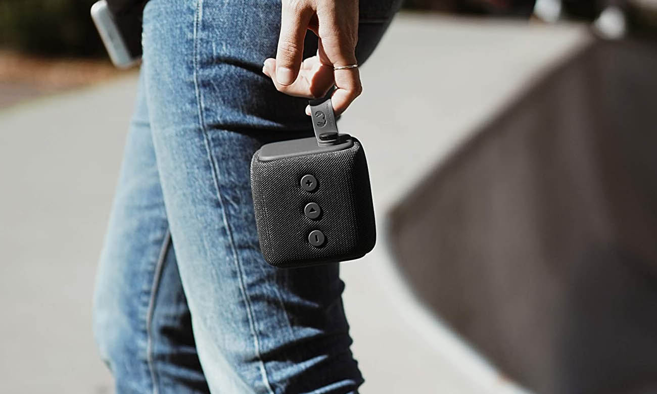 Głośnik Bluetooth Fresh N Rebel Rockbox Bold s Storm Grey