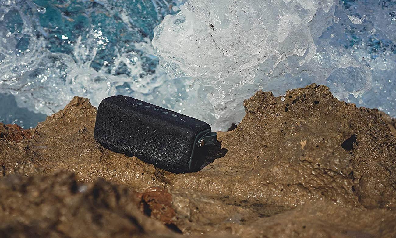 Głośnik Bluetooth Fresh N Rebel Rockbox Bold L Concrete