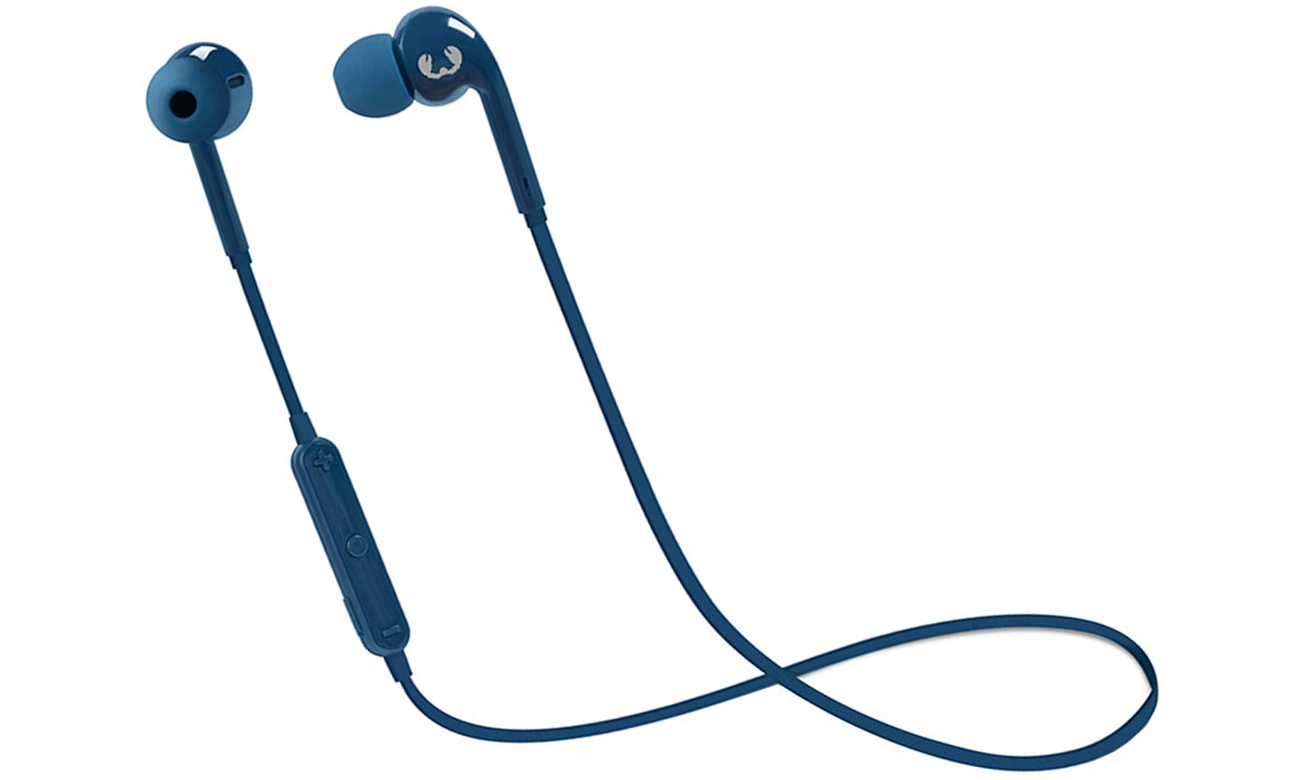 Słuchawki Bluetooth Fresh 'n Rabel Vibe Wireless Indigo niebieskie