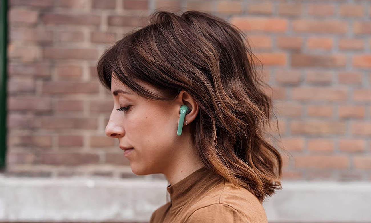 Słuchawki True Wireless Fresh 'N Rebel Twins Misty Mint