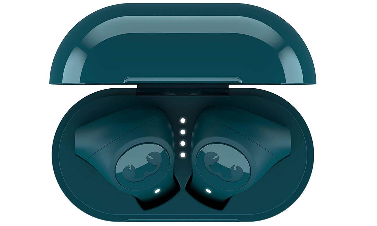 Słuchawki True Wireless Fresh 'N Rebel Twins Petrol Blue