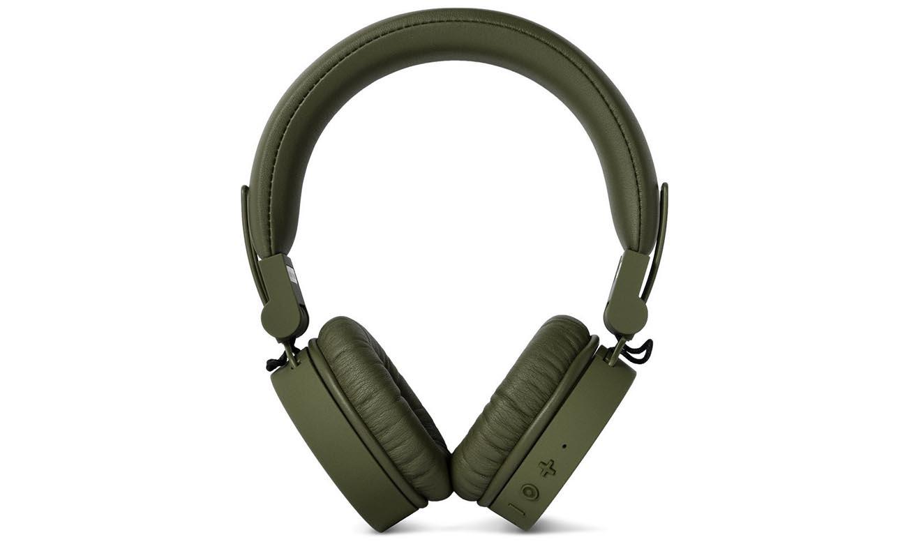 Słuchawki z Bluetooth Fresh 'n Rebel Caps Army