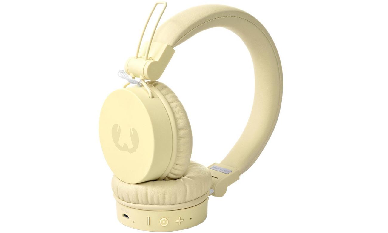 Słuchawki bezprzewodowe Fresh 'nRabel Caps Buttercup