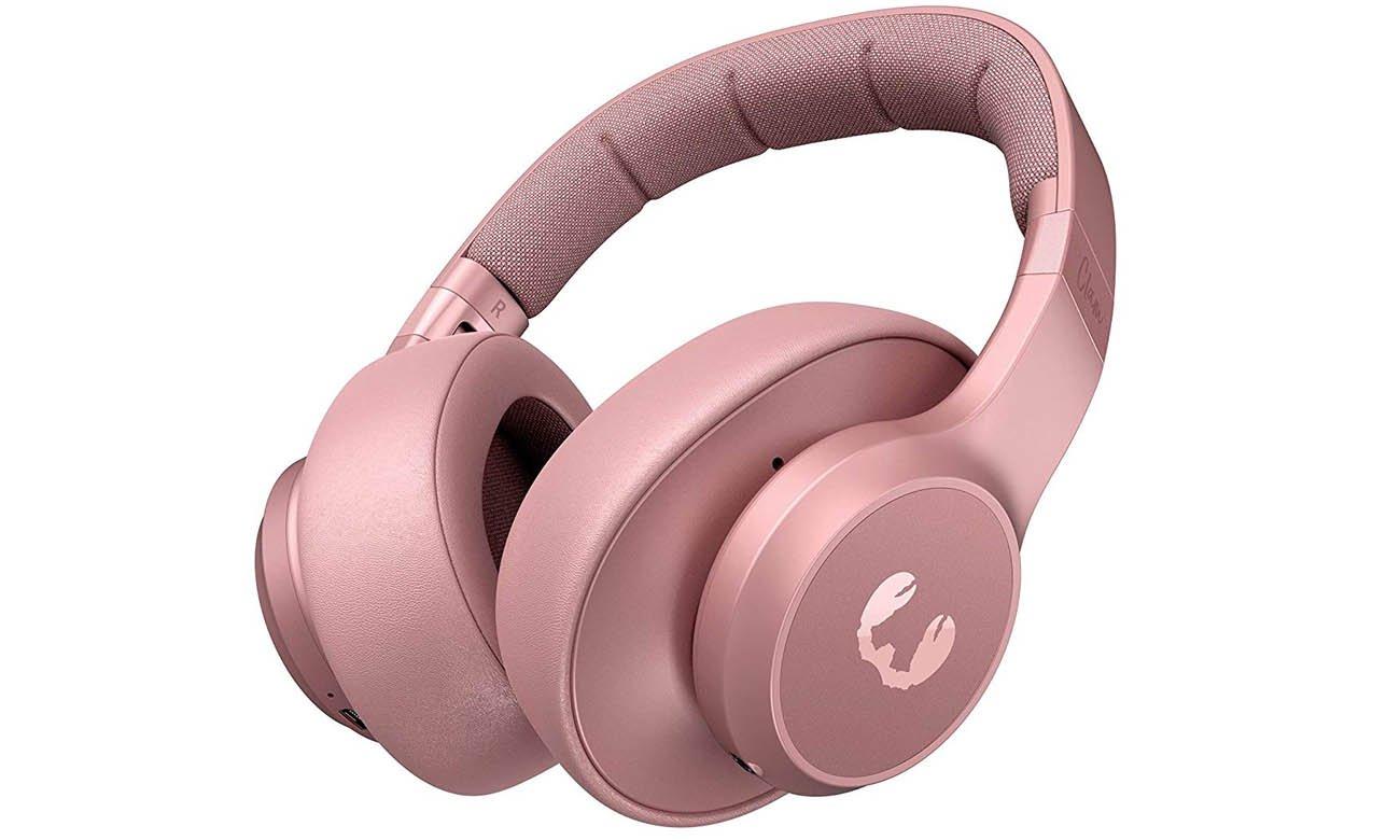 Słuchawki wokółuszne Fresh N Rebel Clam Dusty Pink