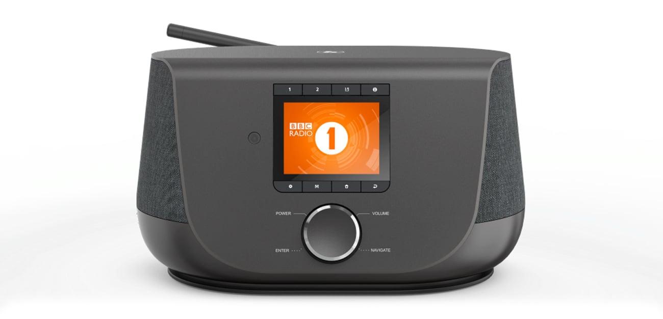 Radio internetowe Hama DIR3300SBT Wi-Fi