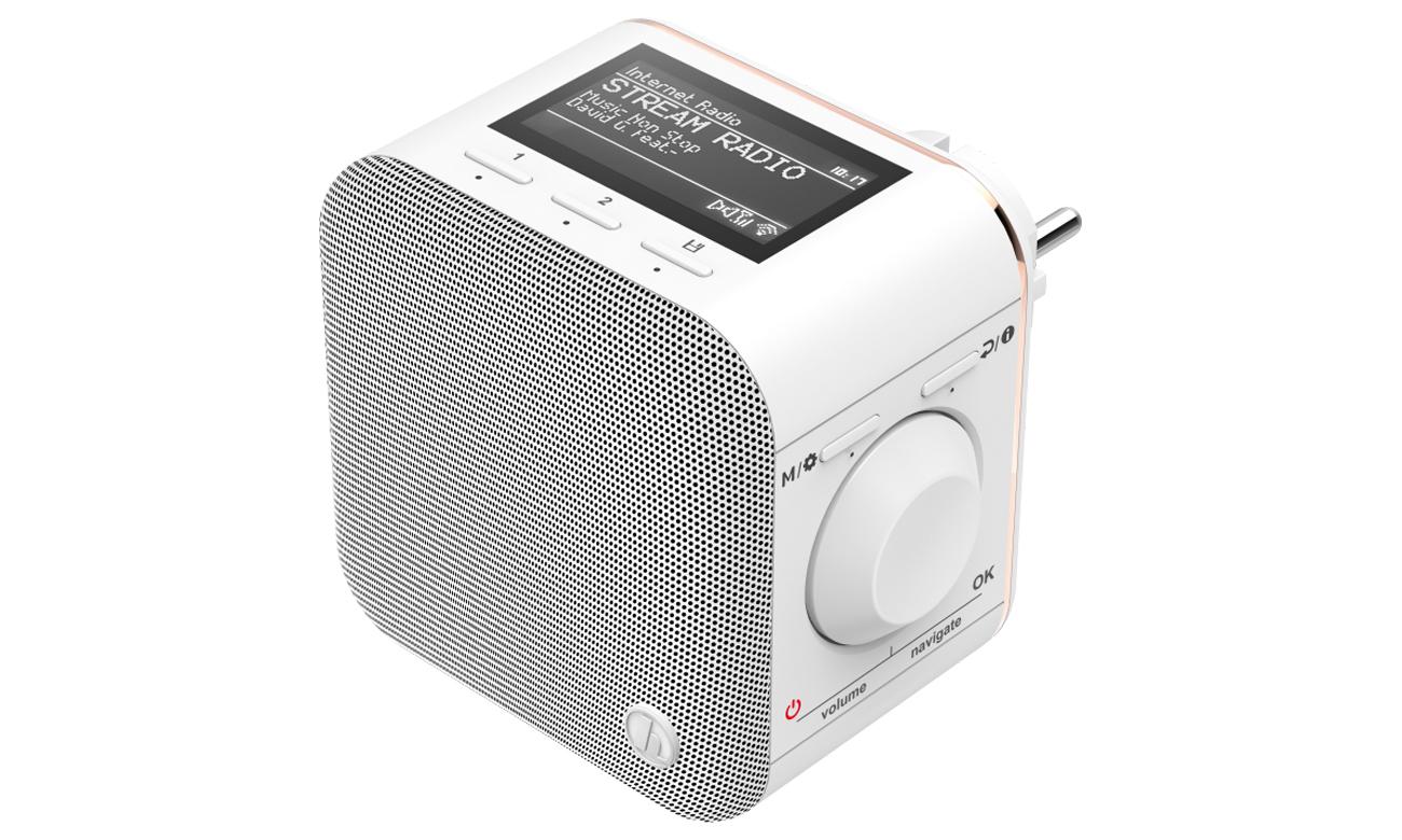 Radio internetowe Hama IR40MBT Wi-Fi