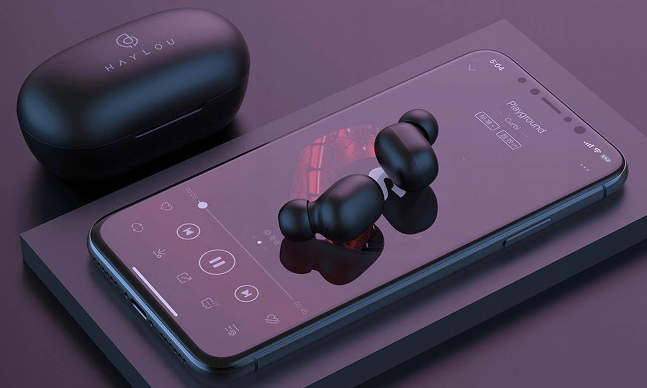 Słuchawki True Wireless Haylou GT1 Pro