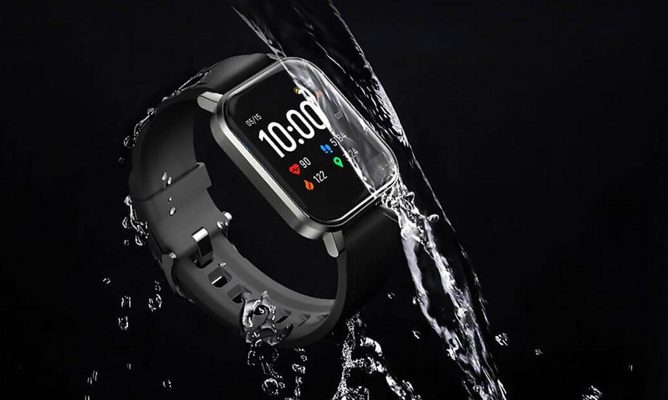 Wodoodporny Smartwatch Haylou LS02 Czarny