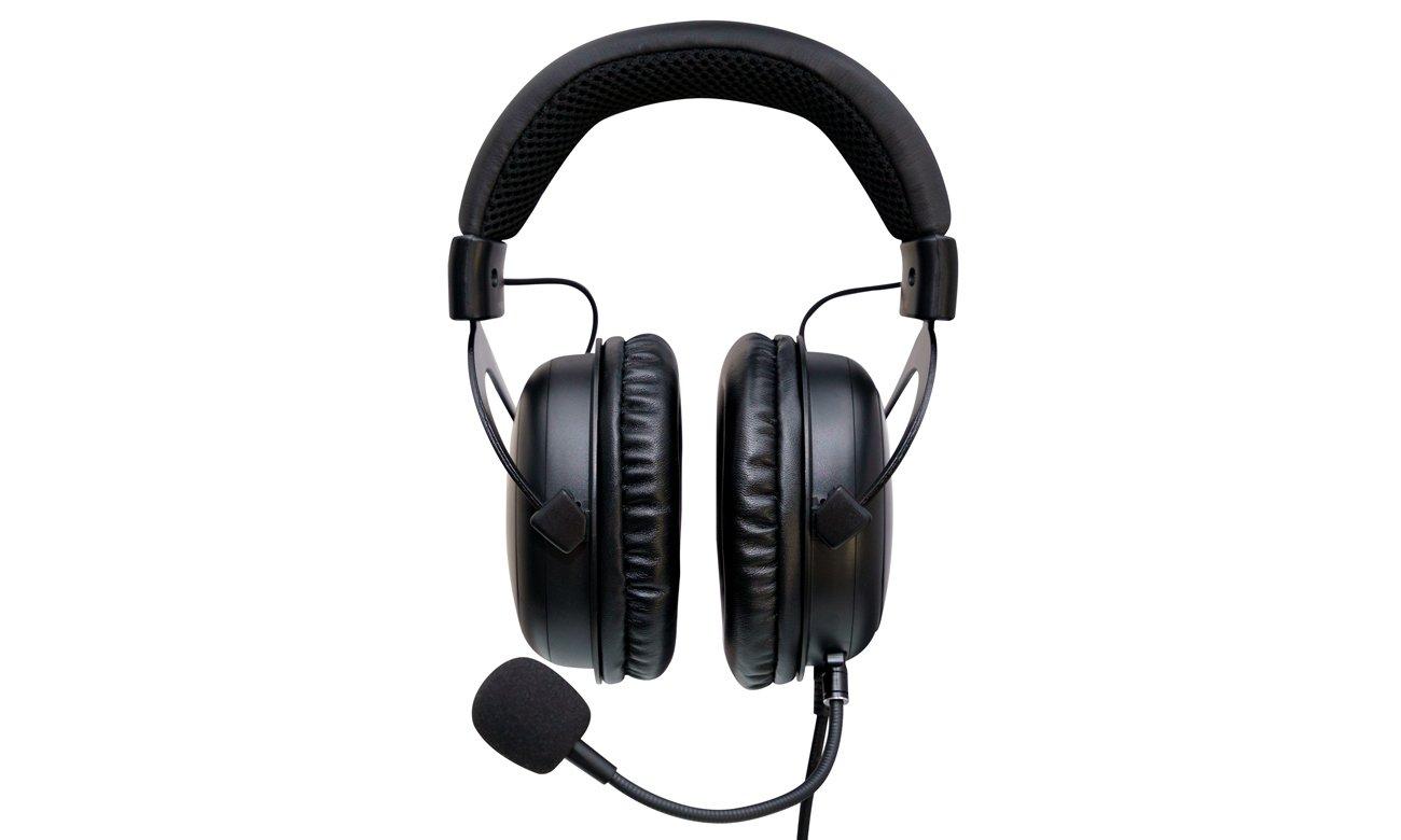 Konstrukcja słuchawek nausznych ISK Elite Gear Eclipse One