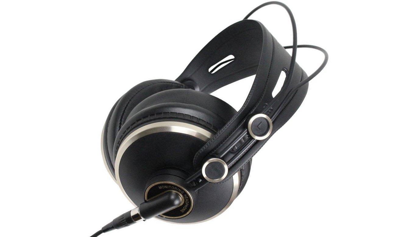 Słuchawki do monitorowania muzyki ISK HD9999