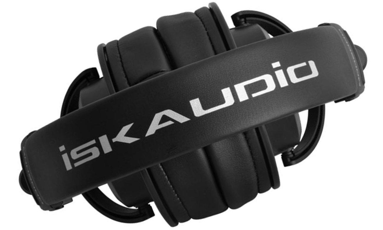 Słuchawki z mocnym podbiciem basu ISK MDH9000
