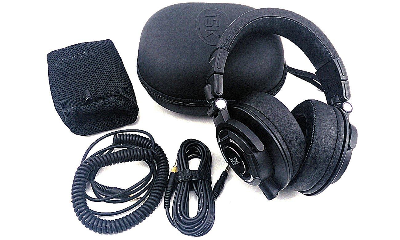 Wyposażenie słuchawek nausznych ISK MDH9000