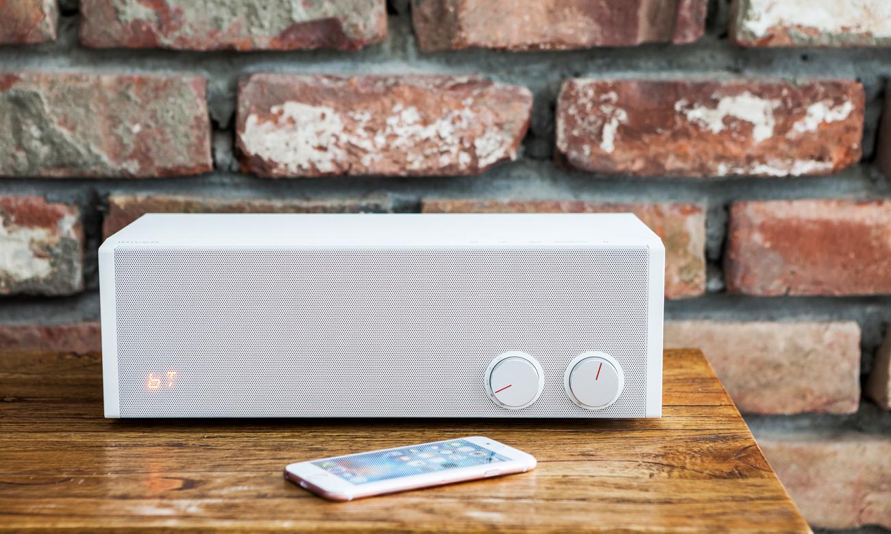 Głośnik Bluetooth Iriver LS150 biały