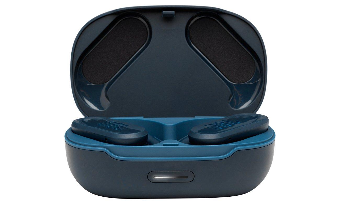 Bezprzewodowe sportowe słuchawki dokanałowe JBL Endurance PEAK II