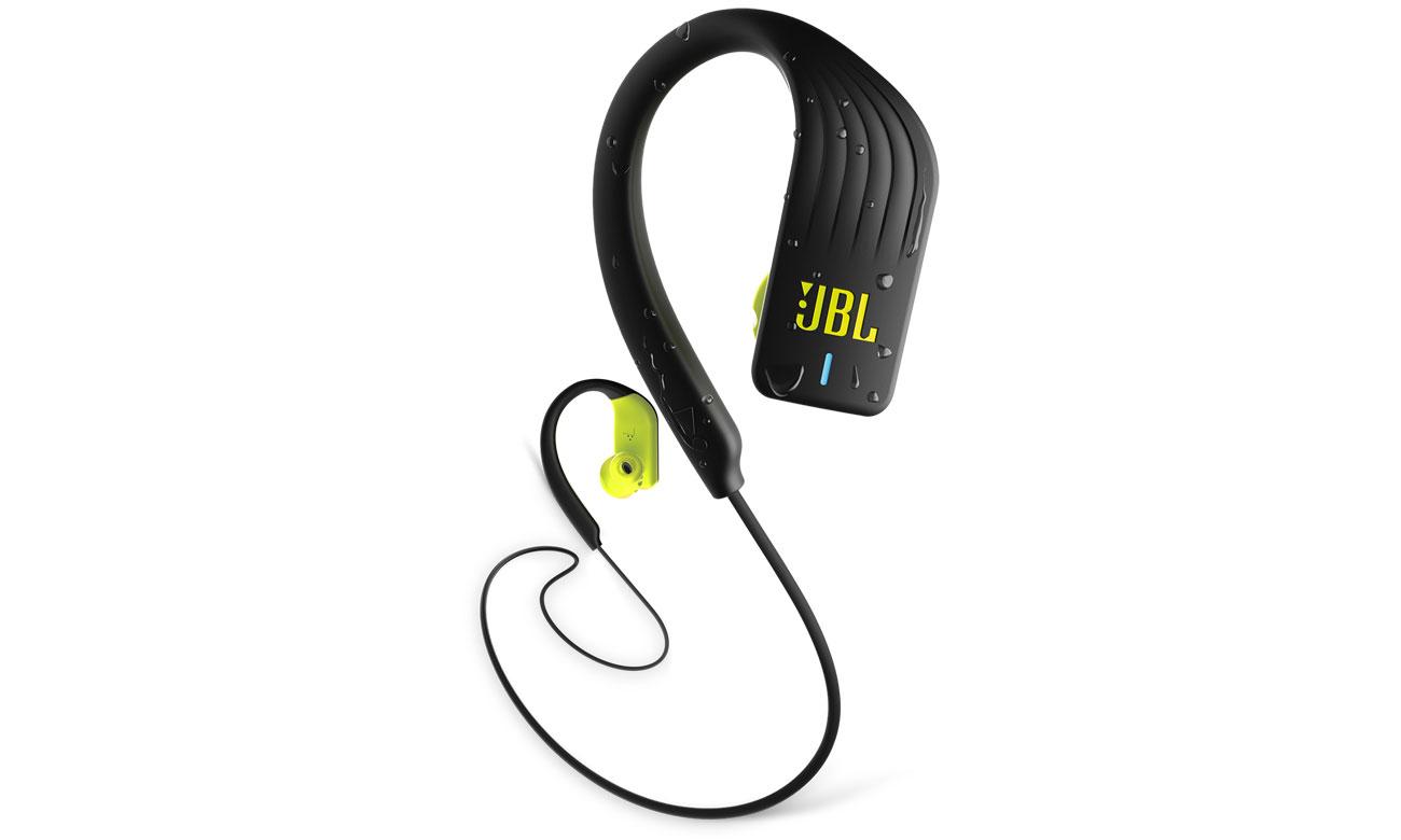 Wodoodporność IPX7 w słuchawkach JBL Endurance Sprint