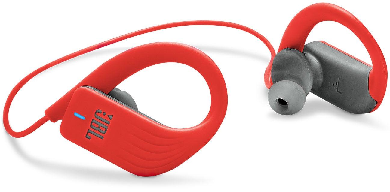Słuchawki JBL Endurance Sprint Czerwone