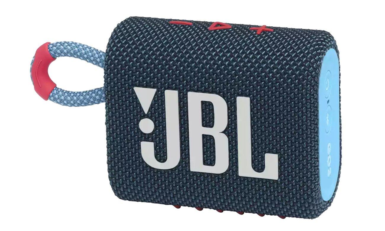 Przenośny głośnik Bluetooth JBL GO 3 GO3BLPK