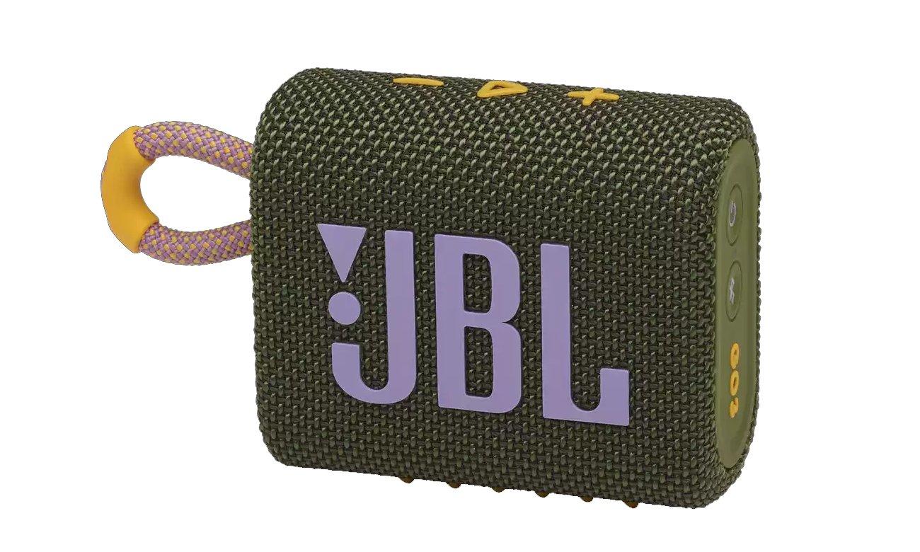 Przenośny głośnik Bluetooth JBL GO 3 GO3GRN