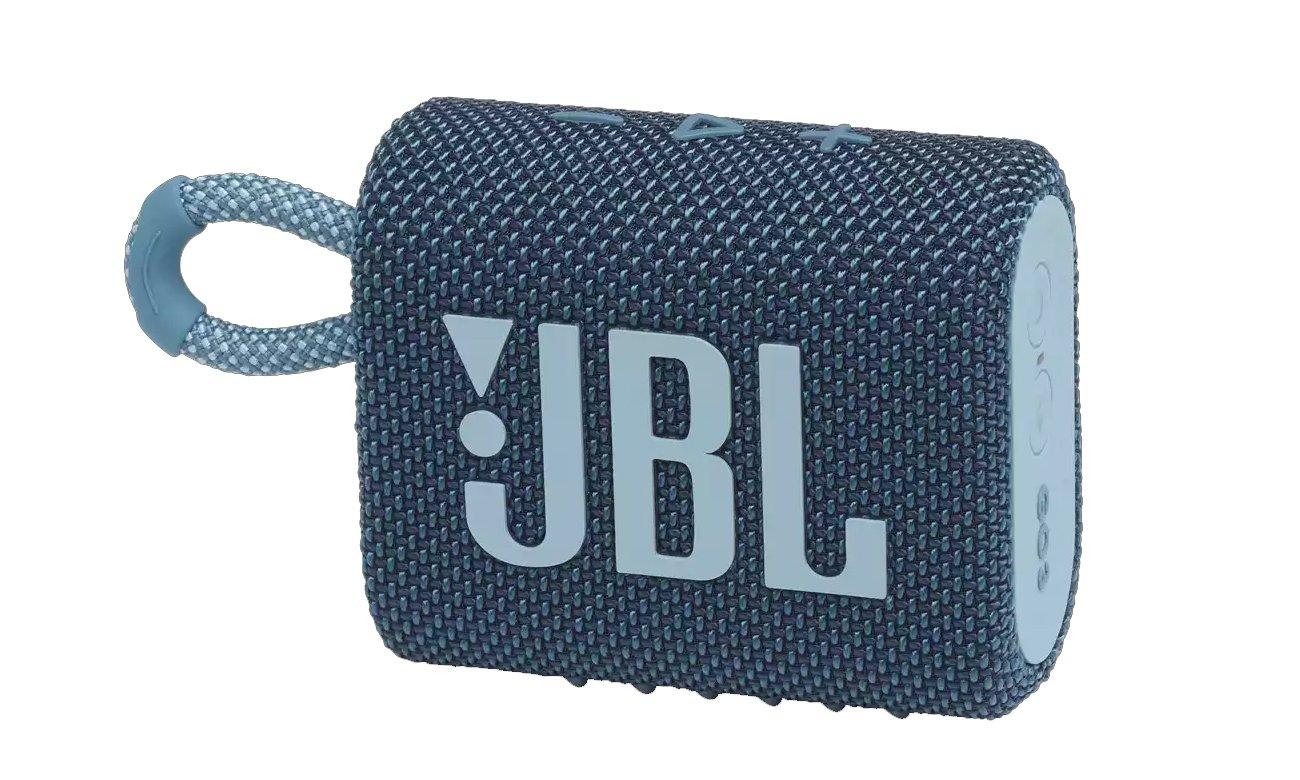 Przenośny głośnik Bluetooth JBL GO 3 GO3NAVY