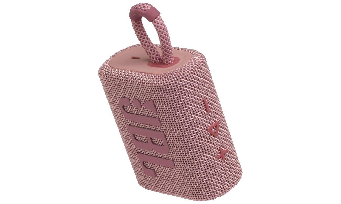 Wodoodporny głośnik bezprzewodowy JBL GO 3