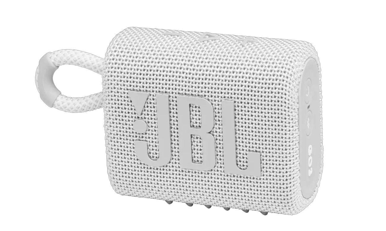 Przenośny głośnik Bluetooth JBL GO 3 GO3WHT