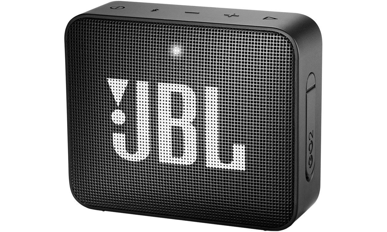 Przenośny głośnik Bluetooth JBL GO 2 czarny JBLGO2BLK