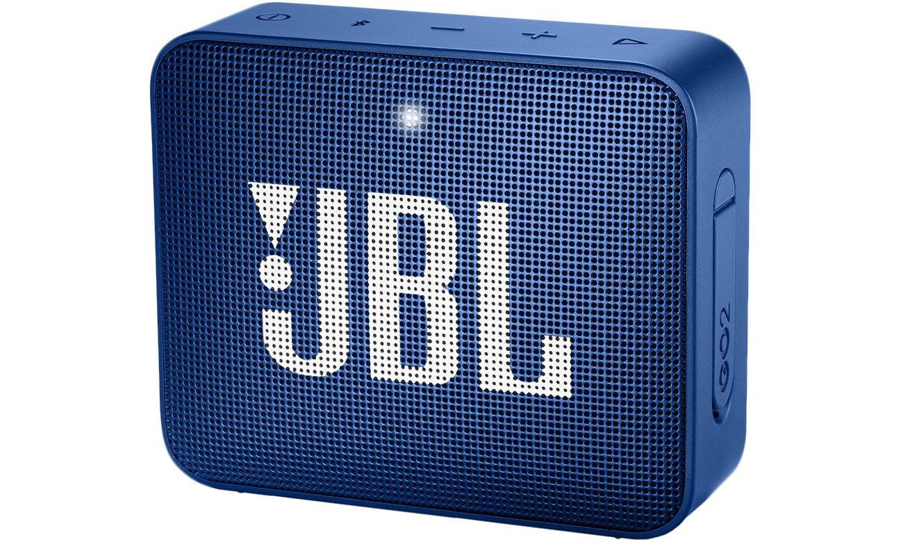 Wytrzymały głośnik Bluetooth JBL GO 2 Niebieski JBLGO2BLU