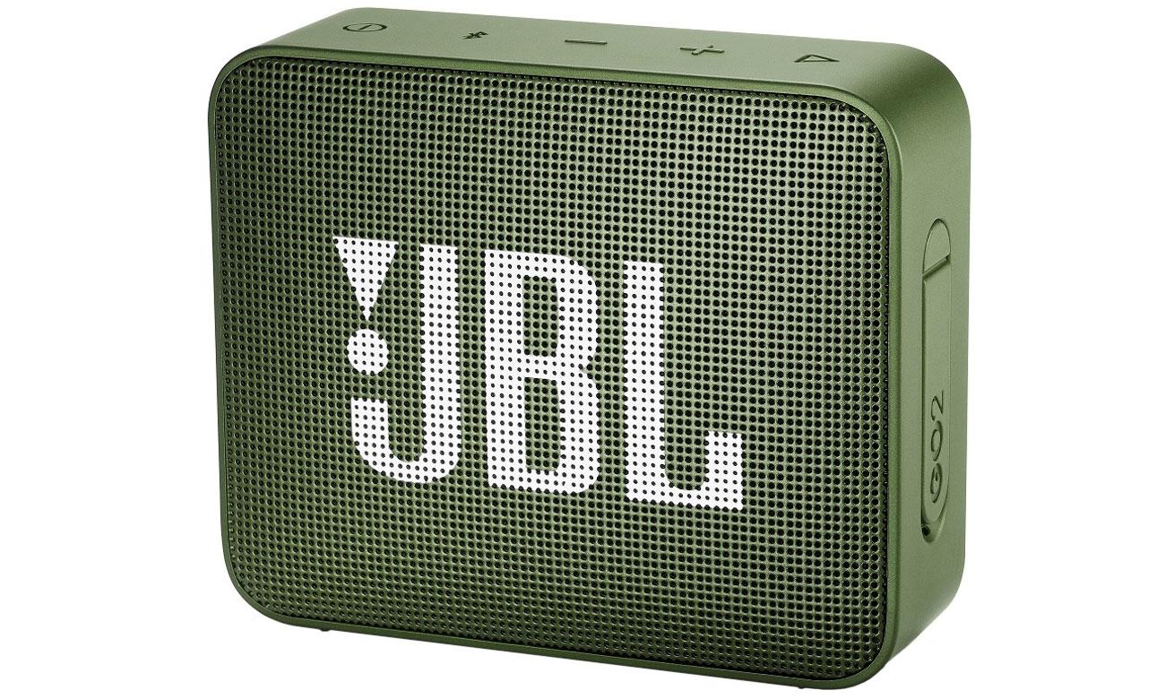 Wytrzymały głośnik Bluetooth JBL GO 2 Zielony JBLGO2GRN