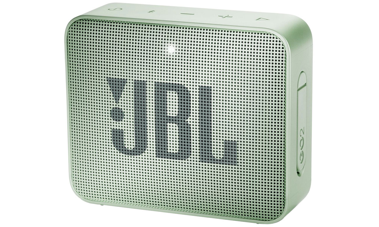 Wytrzymały głośnik Bluetooth JBL GO 2 Miętowy JBLGO2MINT