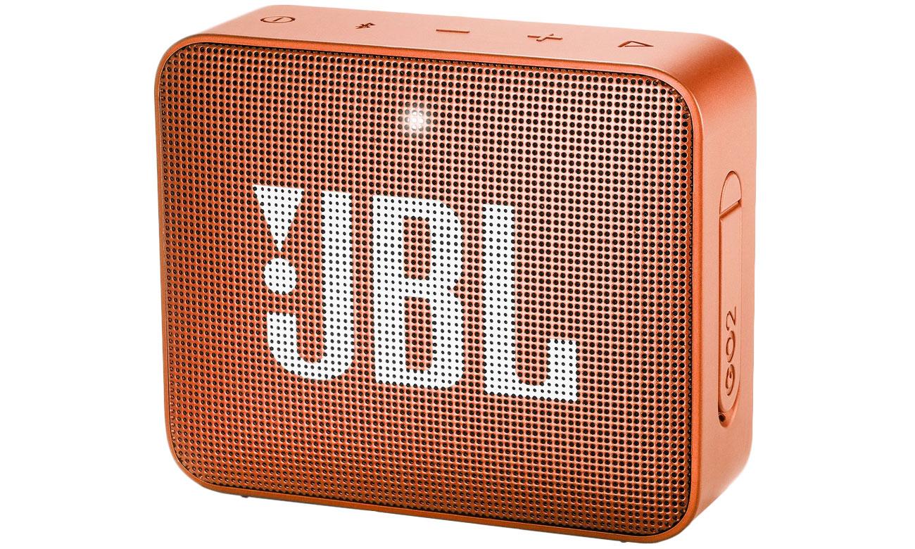 Wytrzymały głośnik Bluetooth JBL GO 2 Pomarańczowy JBLGO2ORG