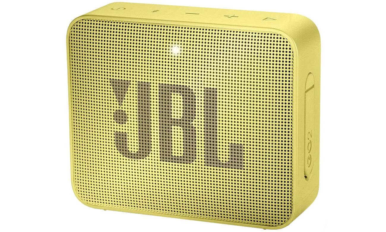 Wytrzymały głośnik Bluetooth JBL GO 2 Żółty JBLGO2YEL